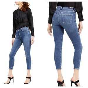 Citizens Of Humanity Rocket Skinny Cropped Jeans